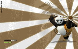 Kungfu Panda wallpaper by abz89