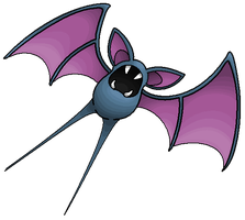 041 Zubat by Ninjendo