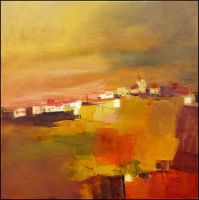 Village d'octobre 1 by Malahicha