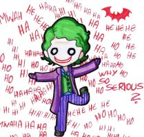 lil' joker by PrincessBlackRabbit