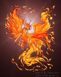 Fire Dragon by Loulou13