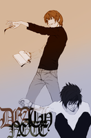 Death note skecth 2 by ymymy