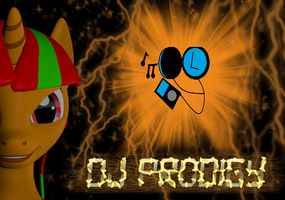 DJ Prodigy Card (request/commission) by Neros1990