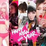 Happy New Year everyone! by johnsonting