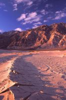 Saline Valley Sunrise by tcore