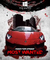 Need for Speed Most Wanted 2012 Icon by nemanjadmitrovic