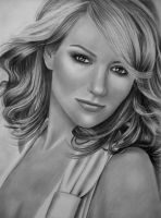 BECKI NEWTON by AngelasPortraits