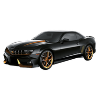 Chevrolet Camaro Black by JayC79