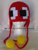Pacman Blinky FOR SALE by DarkwingFrog