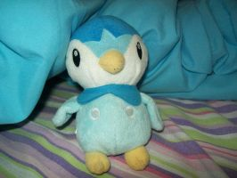 Piplup by WhitePearlVoice