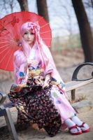 Luka cosplay by PiccsyCrumples