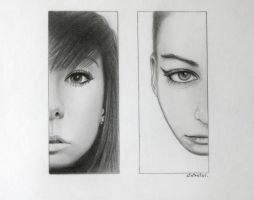 Faces by CiNiTriQs