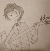 Marshall Lee by deyamichelle