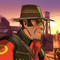 Sniper - Team Fortress 2 by momentscomic