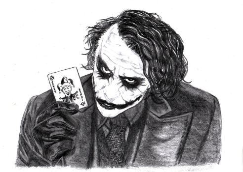 Joker (07-09-14) by xstorradax