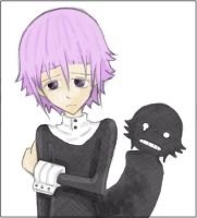crona. by peachei