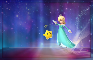 HD Princess Rosalina Wallpaper - Free Download by Amarastar11