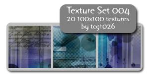 Texture Set 004 by tcg1026