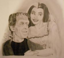 The Munsters by SarahEleanor