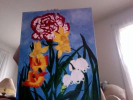 Mother's Day Painting by x-ArtsiEmi-x