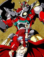 Gurren Lagann by CaptainDragonSlayer6