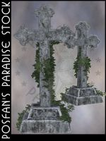 GraveStone 010 by poserfan-stock