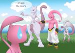 Let's go Mew'S by My-Len