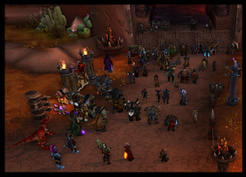 Seige of Orgrimmar - The Last Stand by Ammeg88