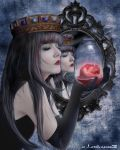 Queen of Hearts by lochnessa2