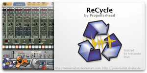 Propellerhead ReCycle by universelab