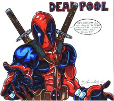 deadpool by trunks24