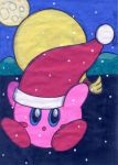 What Kirby did during Christmas by Rage-DSSViper-Sigma