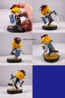 Toon Link Spirit Tracks Engineer by ChibiSilverWings