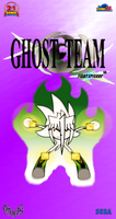 GHOST-TEAM : Fight Episode ::: Couverture by drakughost