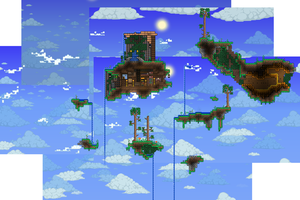 Sky House by Tintongo