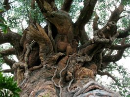 Print Challenge Tree of Life 8 by WDWParksGal-Stock