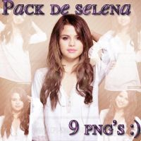 Pack Png Selena by VicGomezEditions