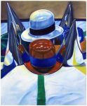Still Life of Hats and Cones by elftantra