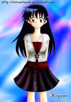 Kagome Higurashi-FINALLY by rojeru