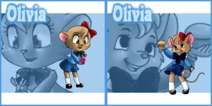 Patch Redux: Olivia by Street-Angel