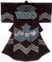 Doctor Who Kimono by Carthoris