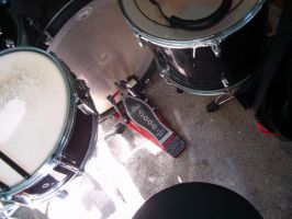 my DW pedal by FlyingNerve
