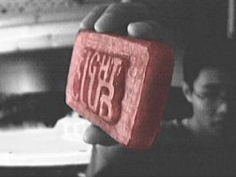 My Fight Club Soap by venthor