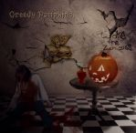 Greedy Pumpkins. by Seelentaenzer