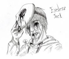 eyeless Jack by aqilesbailo