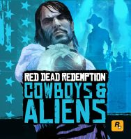 RDR: Cowboys and Aliens by Leyveik