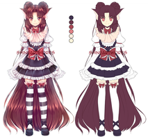 Fullbody adoptable AUCTION [CLOSED] by ShineArtworks