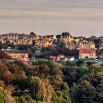 Hotel from afar by CharmingPhotography