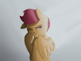 Scootaloo by Gothic-Rarity