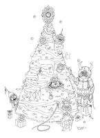 Christmas with the Goblins by JamesPendleton